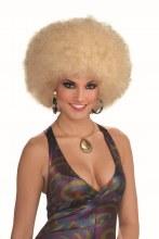 Wig Dlx Afto Blonde