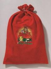 Bag Santa Toy