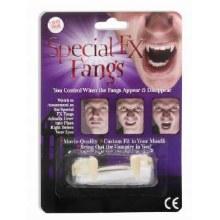 Fangs Retractable
