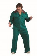Leisure Suit Green XL