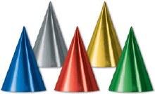 Hats Foil Cone Asst (1 HAT)