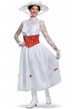 Mary Poppins Dlx Adult L