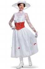Mary Poppins Dlx Adult XL