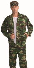 Jacket Camo STD