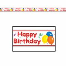Party Tape Happy Birthday