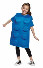 Lego Brick Blue Child Large
