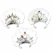 Tiara Prismatic Silver