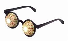 Glasses Zombie Eyes