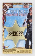 Badge Sheriff Gold