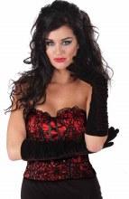 Gloves Ruched Vampiress