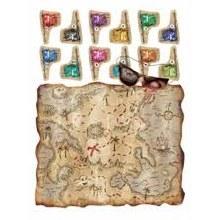 Treasure Map Game