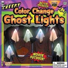 Lights Ghosts String Color