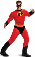 Mr. Incredible Muscle Adult XXL