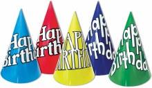 Hat Happy Birthday Asst
