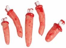 Fingers Bloody