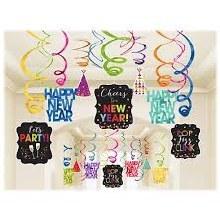 New Years Swird Decor Value Pack