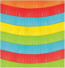 Fringe Fiesta Decor Backdrop