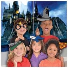 Harry Potter Scene w/ Props