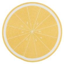 Lemon Place Mat Fabric