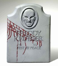 Headstone Freddy Krueger