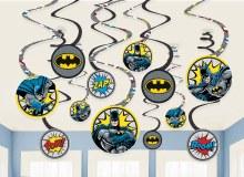 Batman Swirl Decor