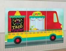 Taco Truck Scene Setter