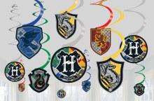Harry Potter Swirl Decor