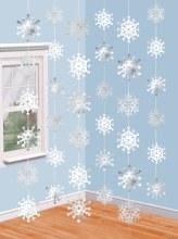 Snowflake String Deco