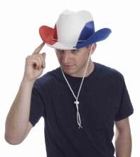 Hat Cowboy Patriotic