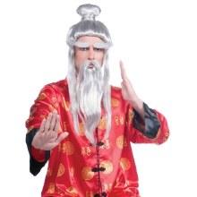 Wig Martial Arts Master