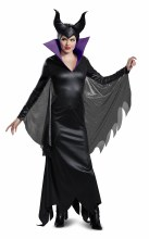 Maleficent Dlx Adult Lg