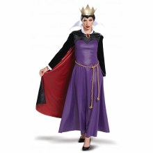 Evil Queen Dlx Adult Small