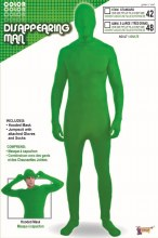 Disappearing Man Green Std