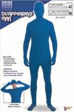 Disappearing Man Blue Std