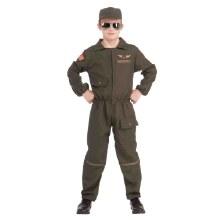 Fighter Jet Pilot 8-10