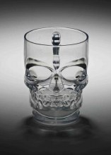 Cup Skull Clear