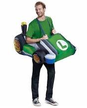Luigi Kart Adult
