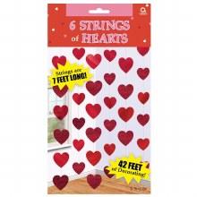 String Decor Hearts
