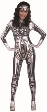 Robot Female STD