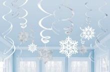 Snowflake Hanging Value Pack