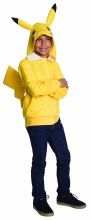 Pikachu Hoodie Tween Med