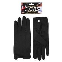 Gloves Snaps BLK