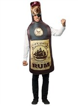 Rum Bottle Adult