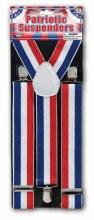 Suspenders Patriotic