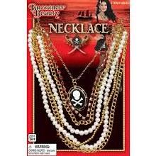 Cameo Necklace Buccaneer