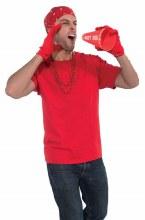Cheer Leader PomPom/Mgphn Red