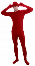 Disappearing Man Red XL