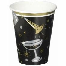 Black Tie 9oz Cup 36ct