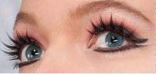 Eyelashes Burlesque #1