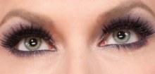 Eyelashes Black #4